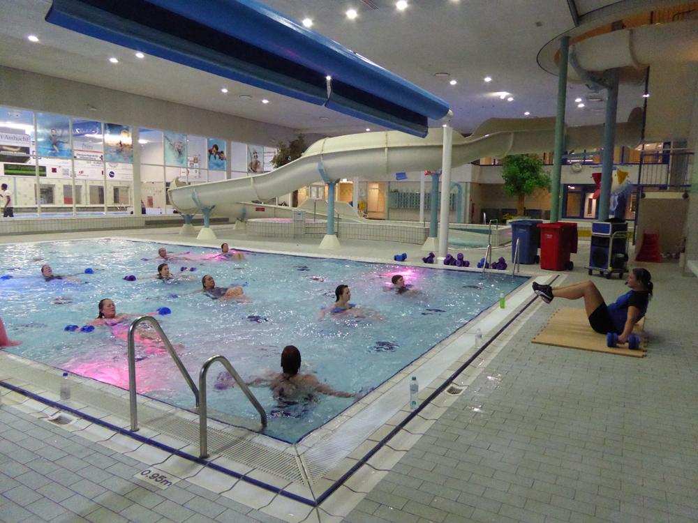 Sportcentrum de wilgenring zwembad rotterdam zwemt