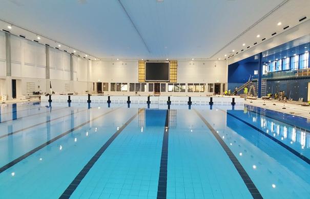 Zwemcentrum rotterdam rotterdam zwemt