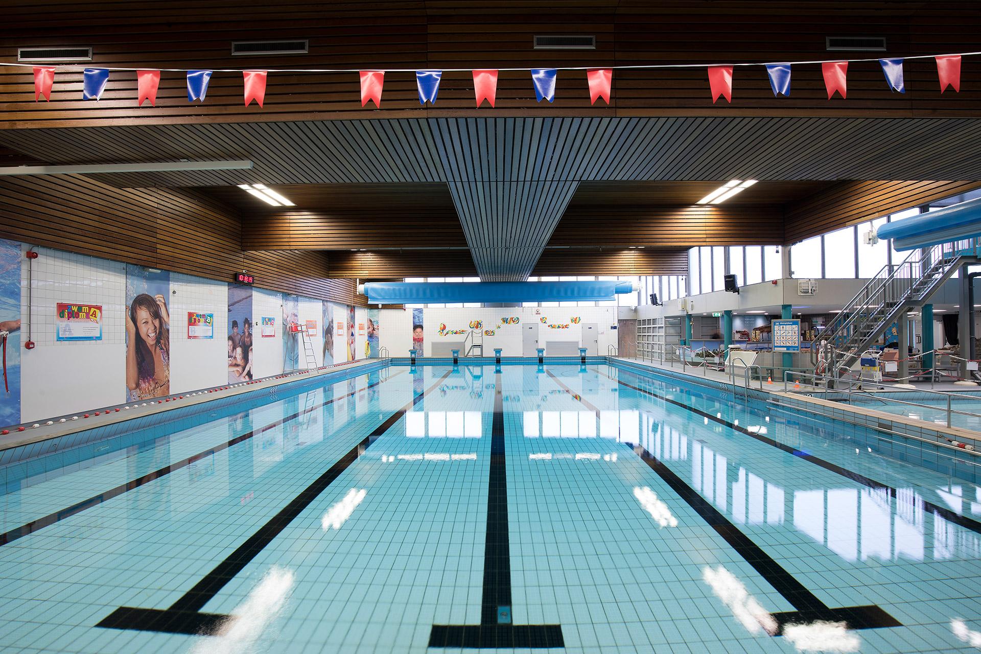 Zwembad afrikaanderplein rotterdam zwemt