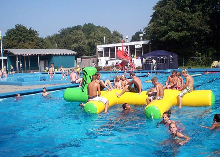 Zwembad pernis rotterdam zwemt